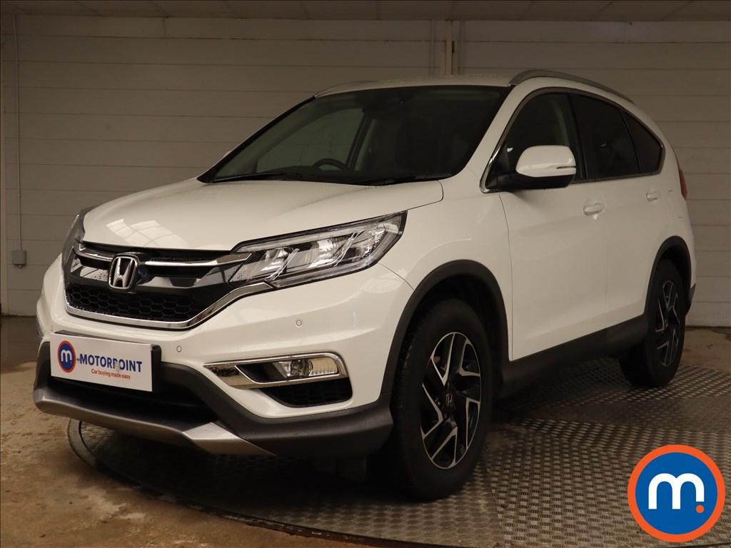 Honda Cr-V SE Plus - Stock Number 1119887 Passenger side front corner