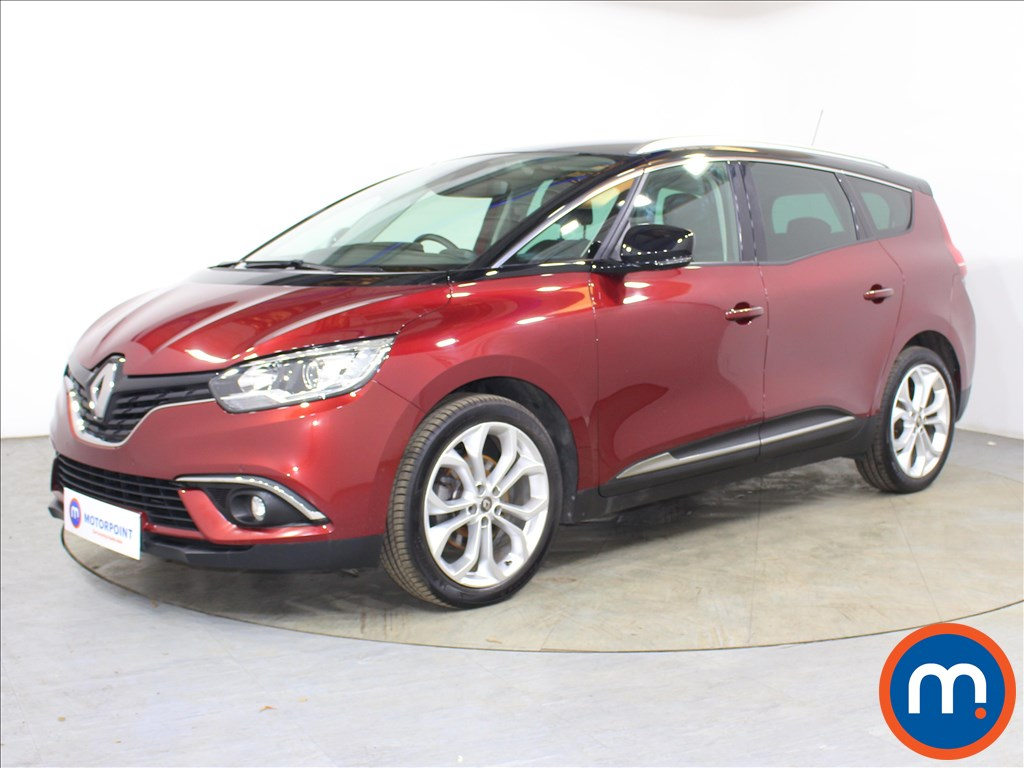 Renault Grand Scenic Iconic - Stock Number 1120154 Passenger side front corner