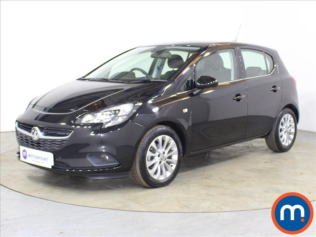 Vauxhall Corsa SE Nav - Stock Number 1120124 Passenger side front corner