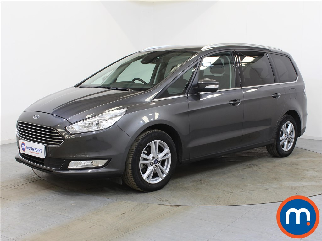 Ford Galaxy Titanium - Stock Number 1130536 Passenger side front corner