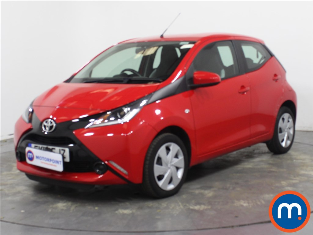 Toyota Aygo X-Play - Stock Number 1129538 Passenger side front corner