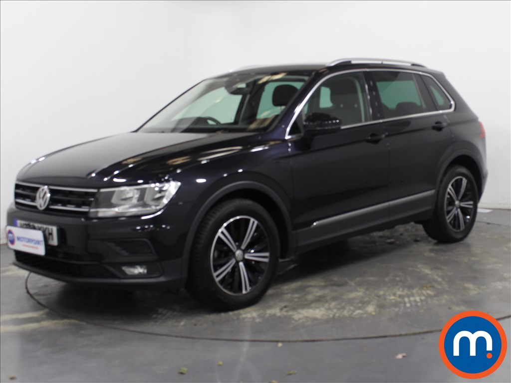Volkswagen Tiguan SE Nav - Stock Number 1128600 Passenger side front corner