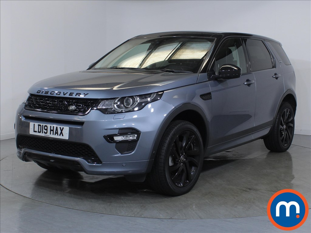 Land Rover Discovery Sport HSE Dynamic Lux - Stock Number 1118080 Passenger side front corner