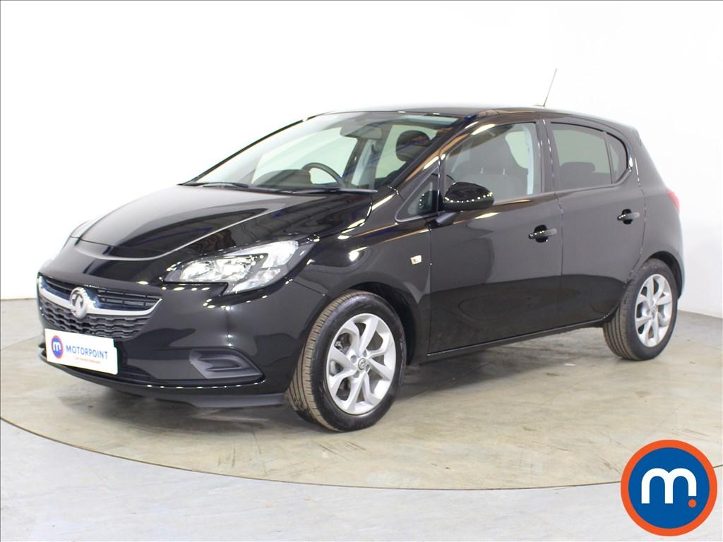 Vauxhall Corsa Sport - Stock Number 1122368 Passenger side front corner