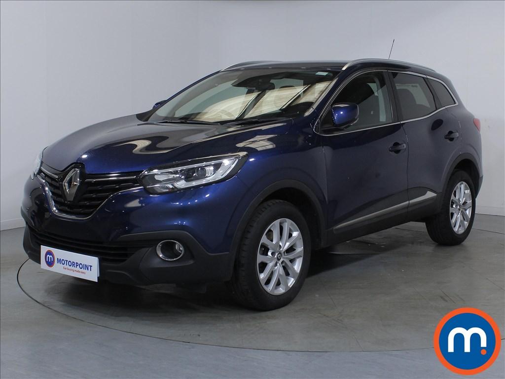 Renault Kadjar Dynamique Nav - Stock Number 1128120 Passenger side front corner