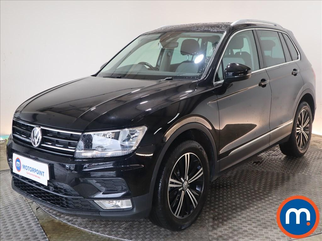 Volkswagen Tiguan SE - Stock Number 1127885 Passenger side front corner