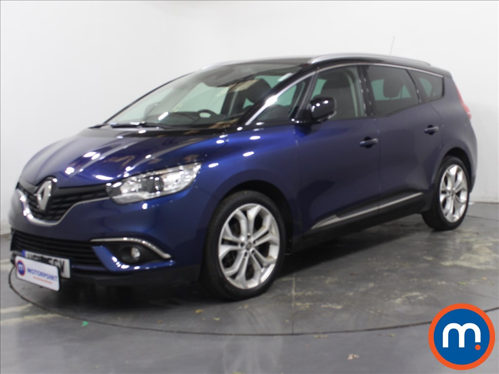 Renault Grand Scenic Iconic - Stock Number 1120167 Passenger side front corner
