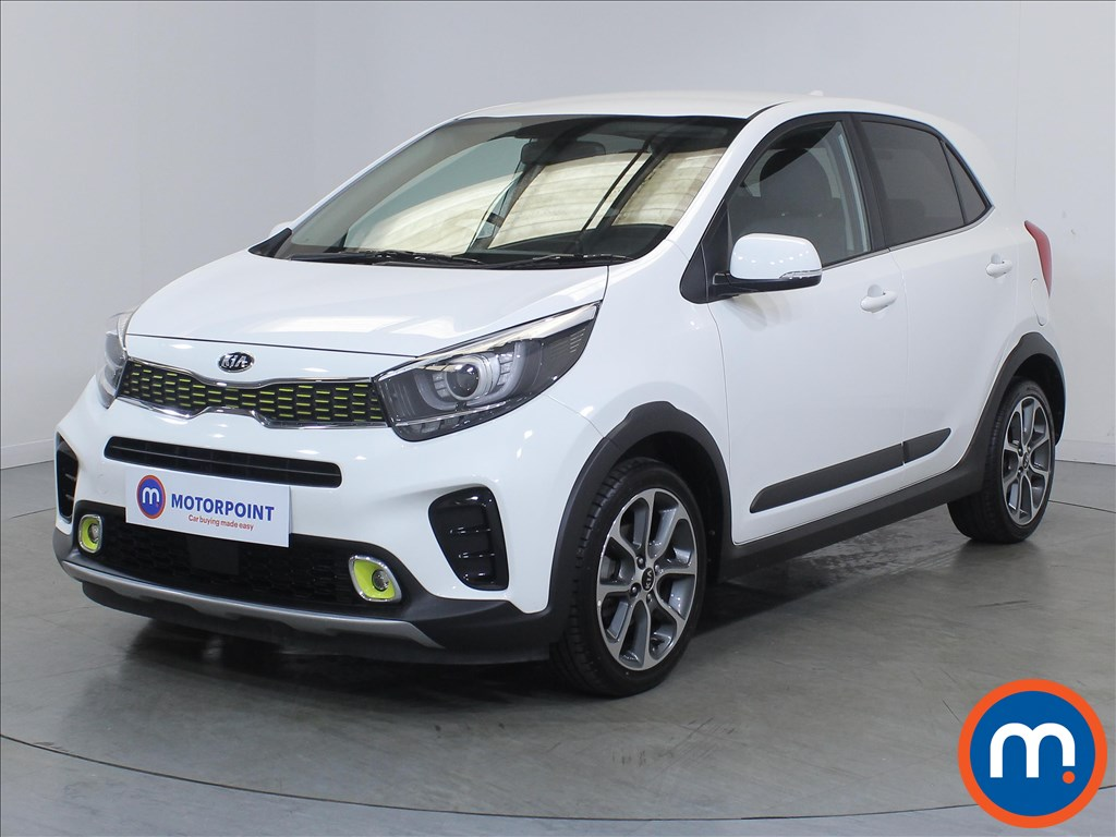 KIA Picanto 1.25 X-Line 5dr - Stock Number 1132760 Passenger side front corner