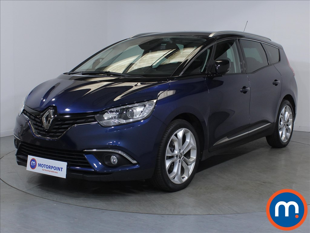 Renault Grand Scenic Iconic - Stock Number 1120163 Passenger side front corner