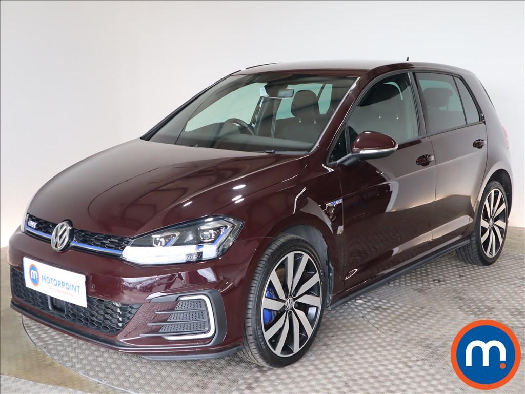 Volkswagen Golf GTE Advance - Stock Number 1124091 Passenger side front corner