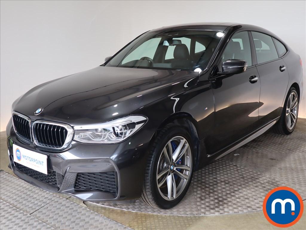 BMW 6 Series M Sport - Stock Number 1120955 Passenger side front corner