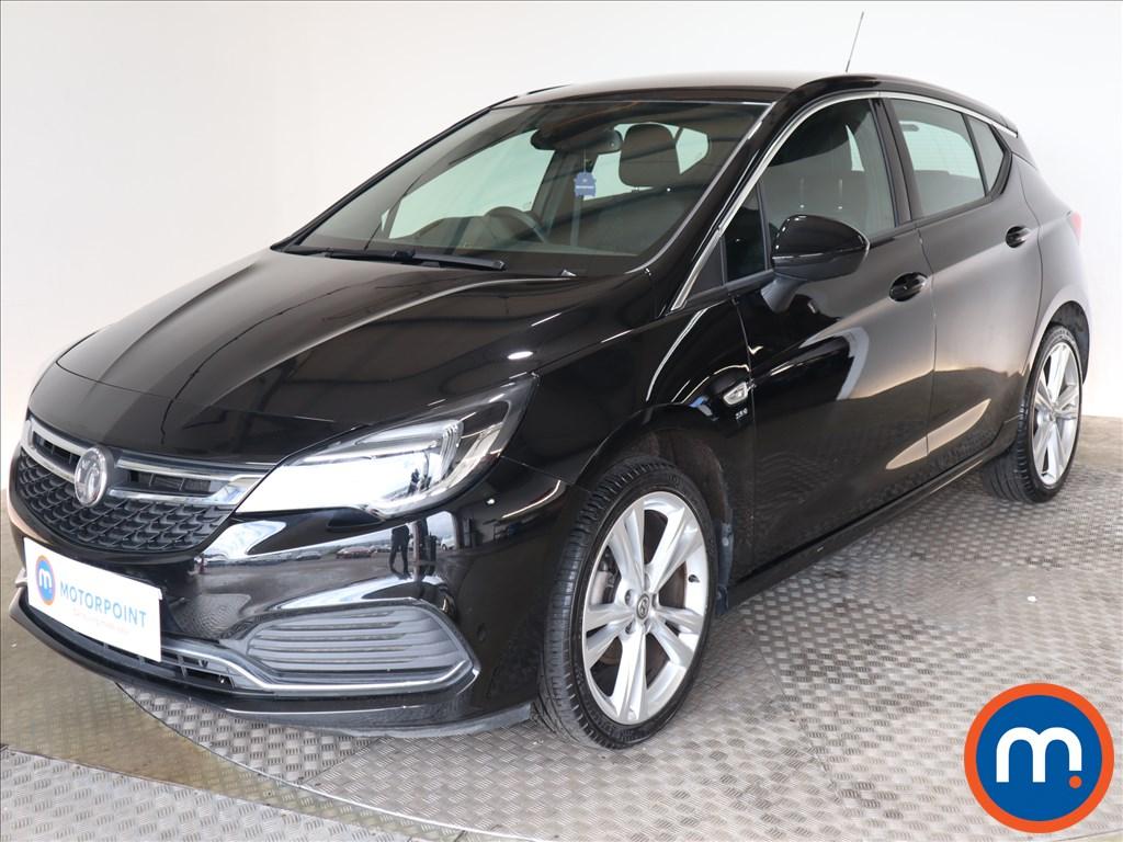 Vauxhall Astra 1.4T 16V 150 SRi Vx-line Nav 5dr - Stock Number 1126428 Passenger side front corner