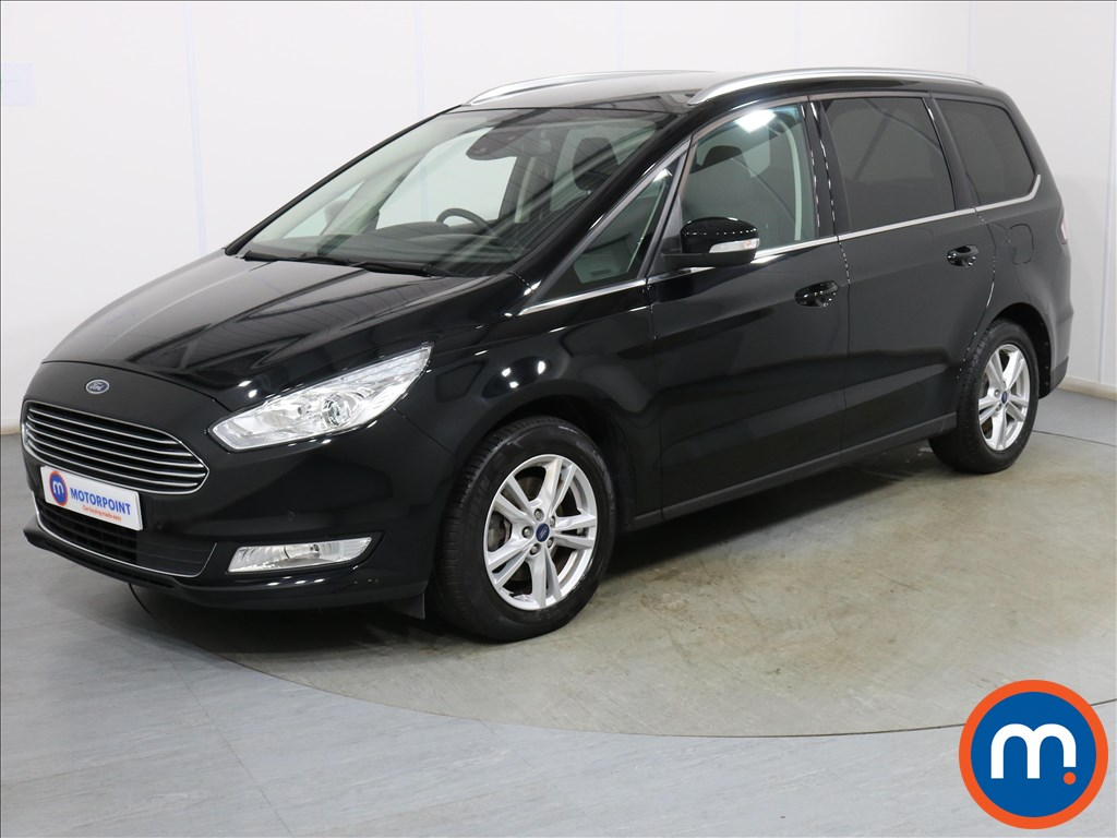 Ford Galaxy Titanium - Stock Number 1127346 Passenger side front corner