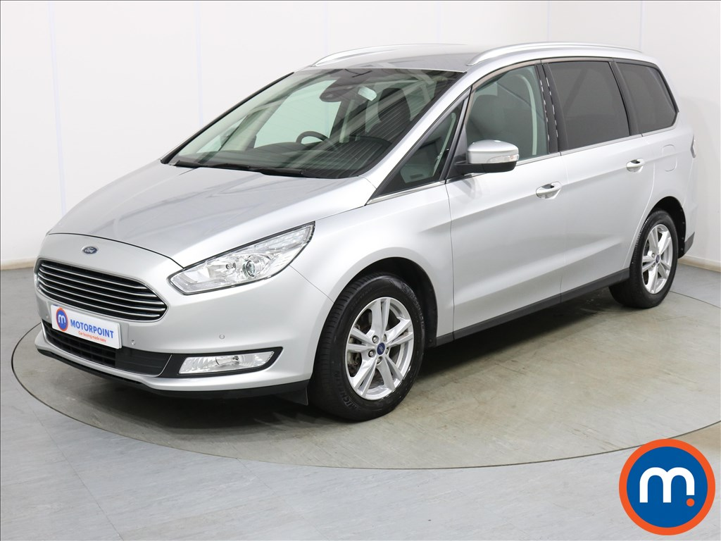 Ford Galaxy Titanium - Stock Number 1127336 Passenger side front corner