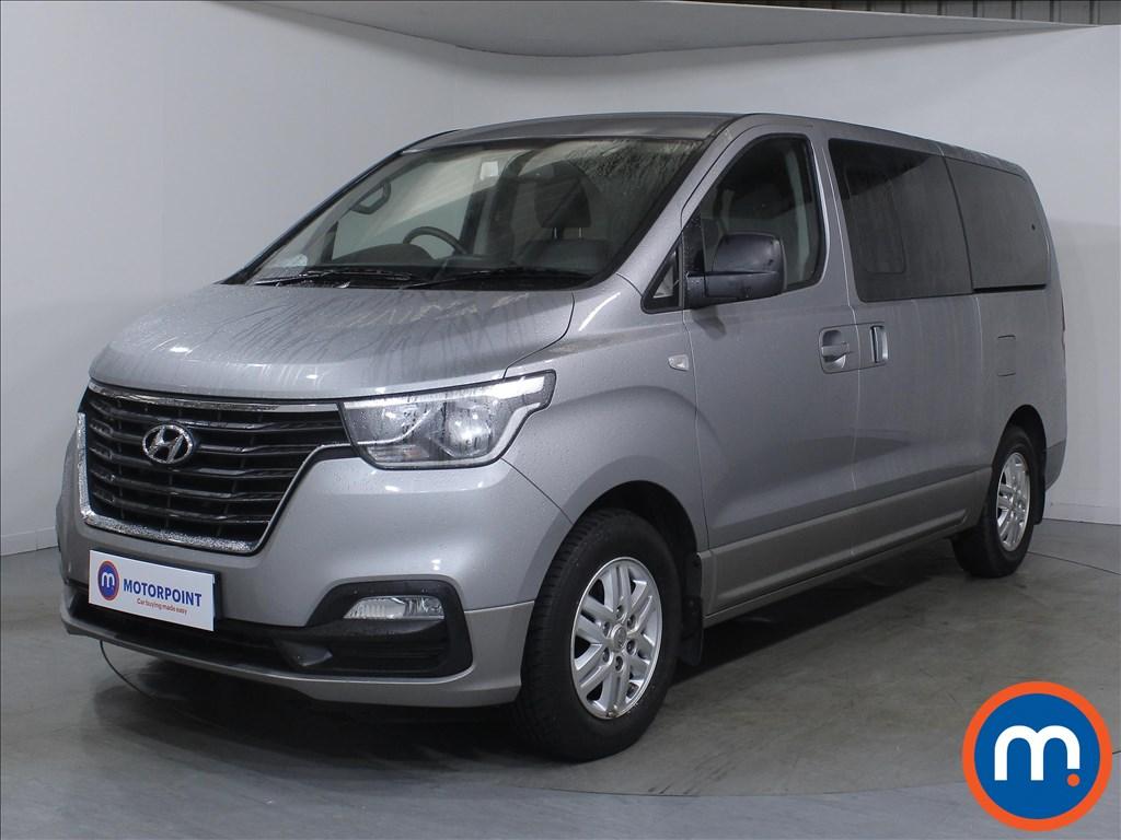 Hyundai I800 SE - Stock Number 1122644 Passenger side front corner
