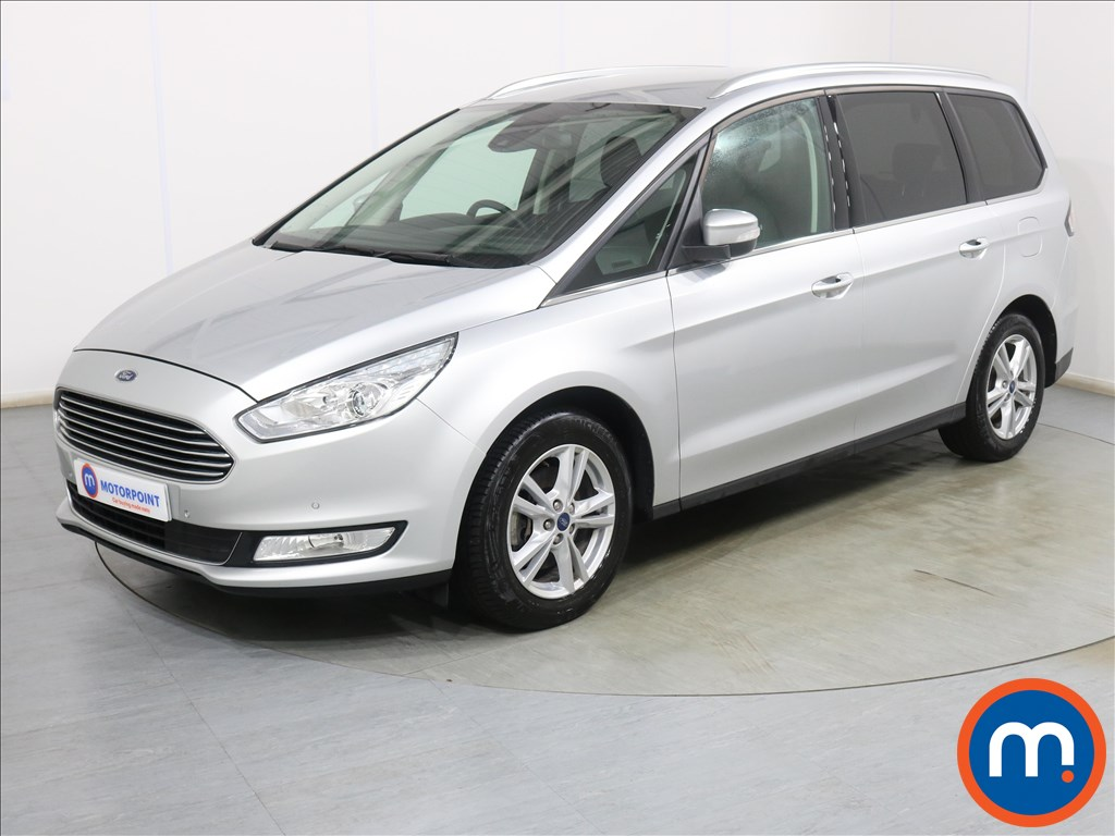 Ford Galaxy Titanium - Stock Number 1128720 Passenger side front corner