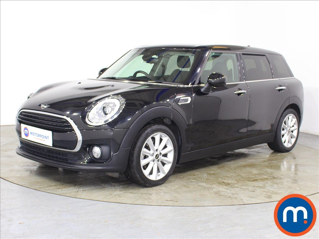 Mini Clubman Cooper - Stock Number 1121203 Passenger side front corner