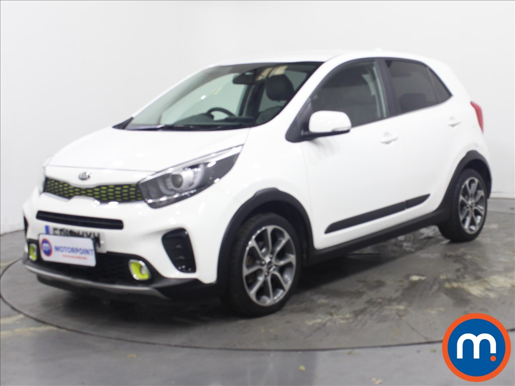 KIA Picanto X-Line - Stock Number 1115694 Passenger side front corner