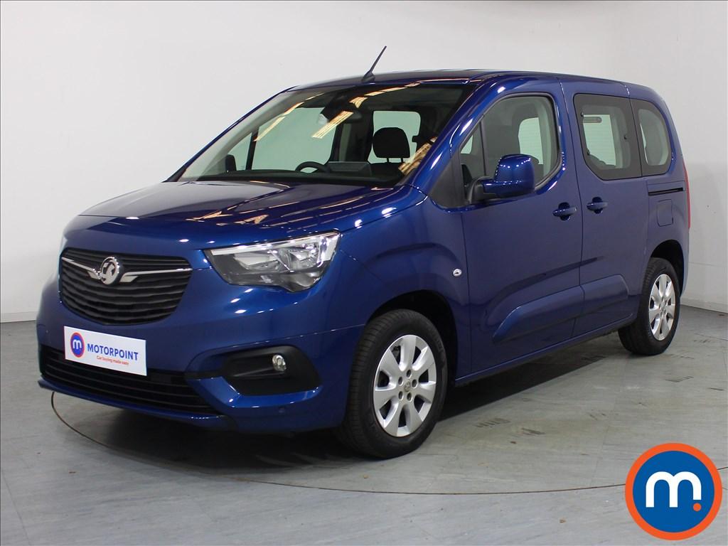 Vauxhall Combo Life Energy - Stock Number 1123324 Passenger side front corner