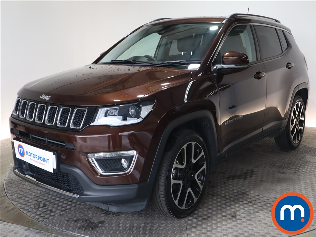 Jeep Compass Limited - Stock Number 1126300 Passenger side front corner