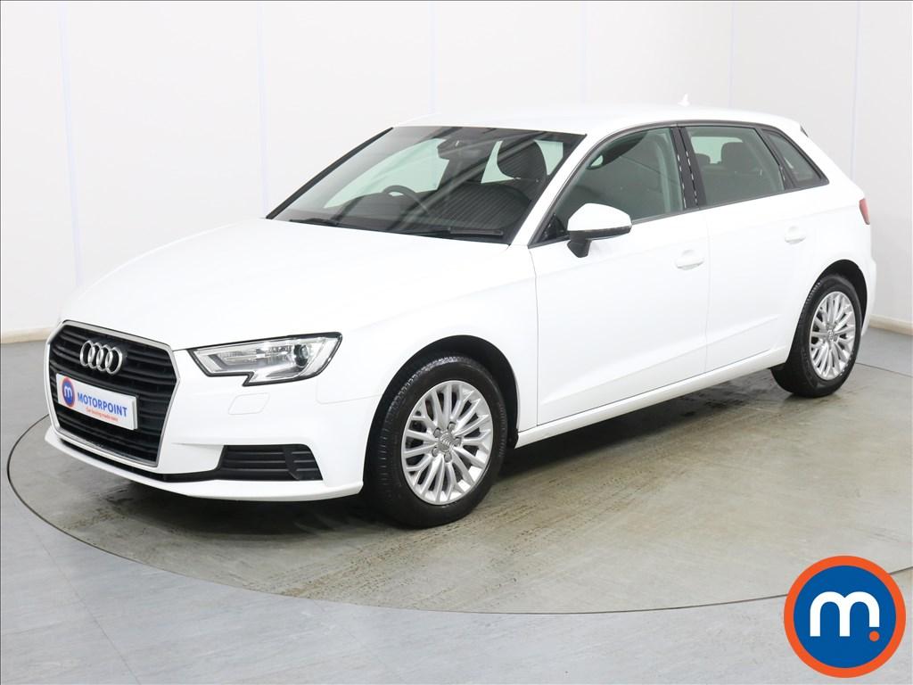 Audi A3 SE Technik - Stock Number 1129636 Passenger side front corner