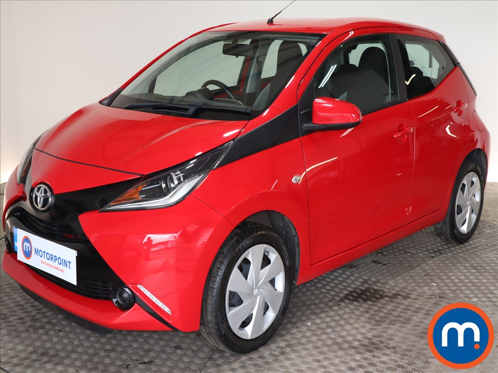 Toyota Aygo X-Play - Stock Number 1130487 Passenger side front corner