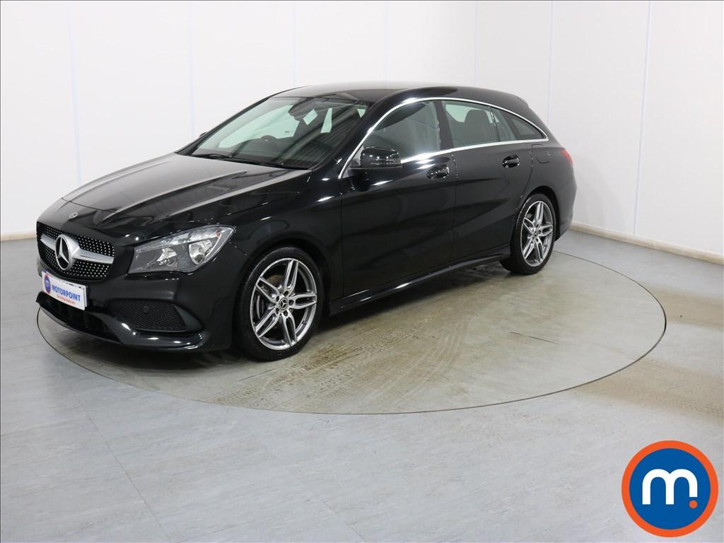 Mercedes-Benz CLA AMG Line Edtion - Stock Number 1133415 Passenger side front corner