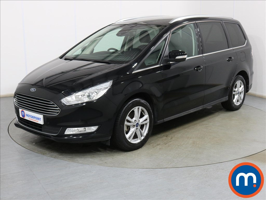 Ford Galaxy Titanium - Stock Number 1127352 Passenger side front corner