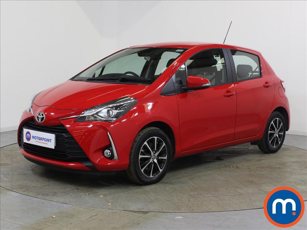 Toyota Yaris Icon Tech - Stock Number 1128491 Passenger side front corner