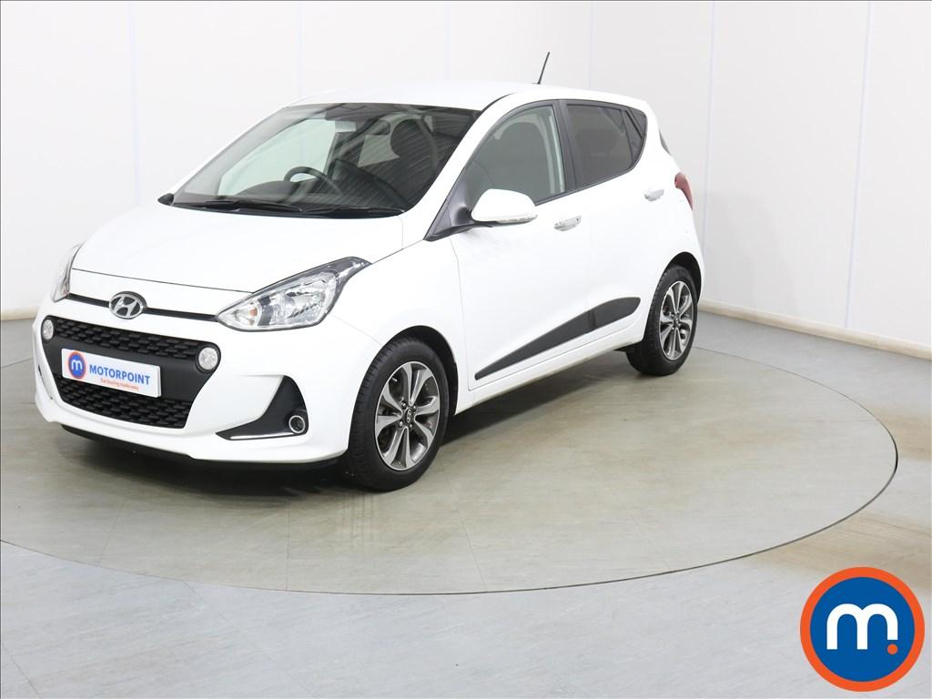 Hyundai I10 Premium SE - Stock Number 1128014 Passenger side front corner