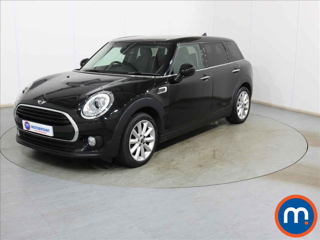 Mini Clubman Cooper - Stock Number 1121193 Passenger side front corner