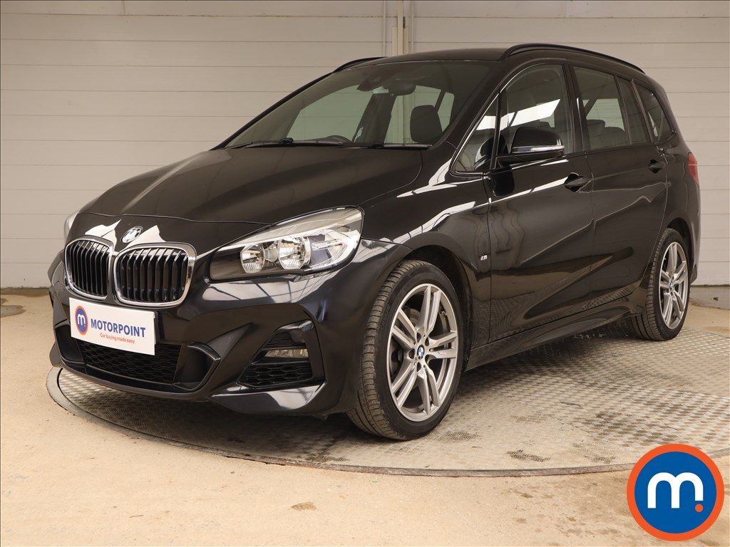BMW 2 Series 218i M Sport 5dr Step Auto - Stock Number 1124820 Passenger side front corner