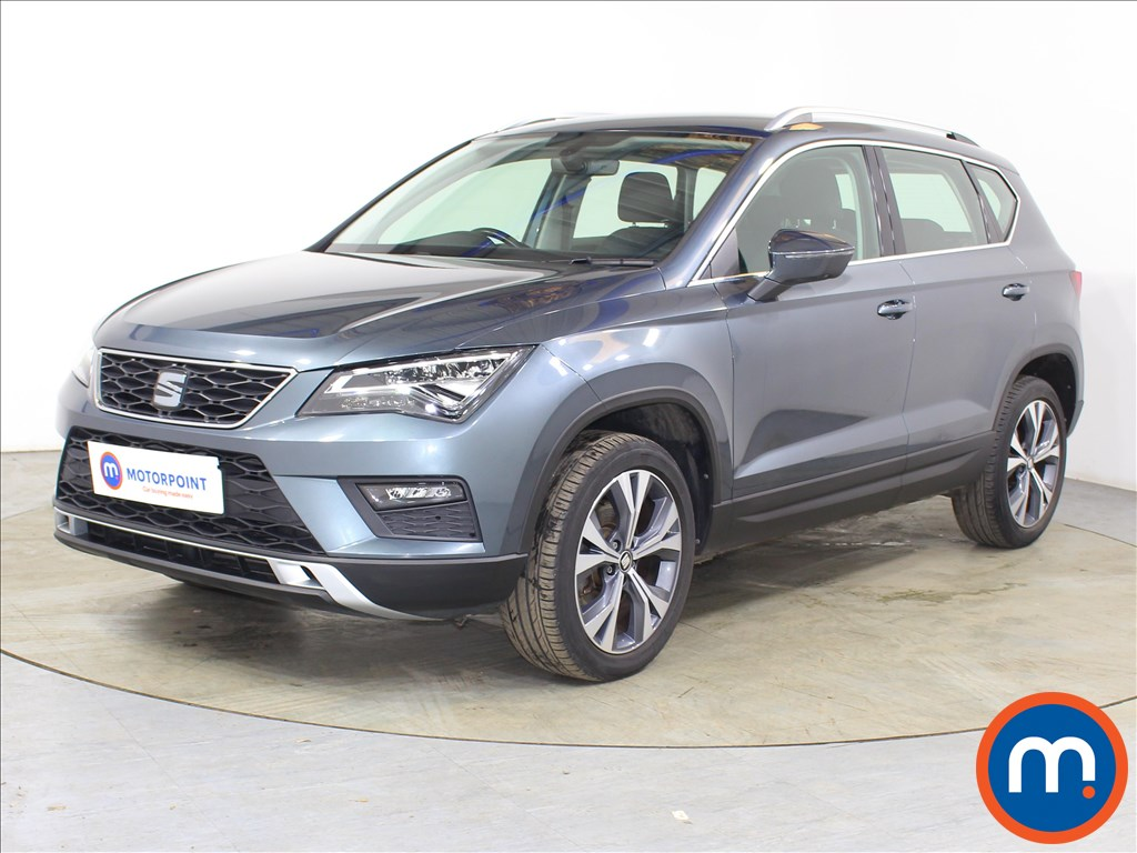 Seat Ateca SE Technology - Stock Number 1119404 Passenger side front corner