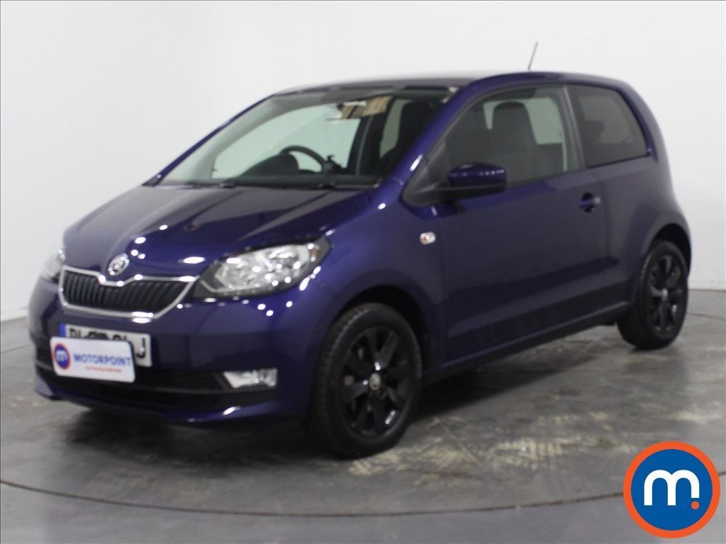 Skoda Citigo Colour Edition - Stock Number 1132368 Passenger side front corner