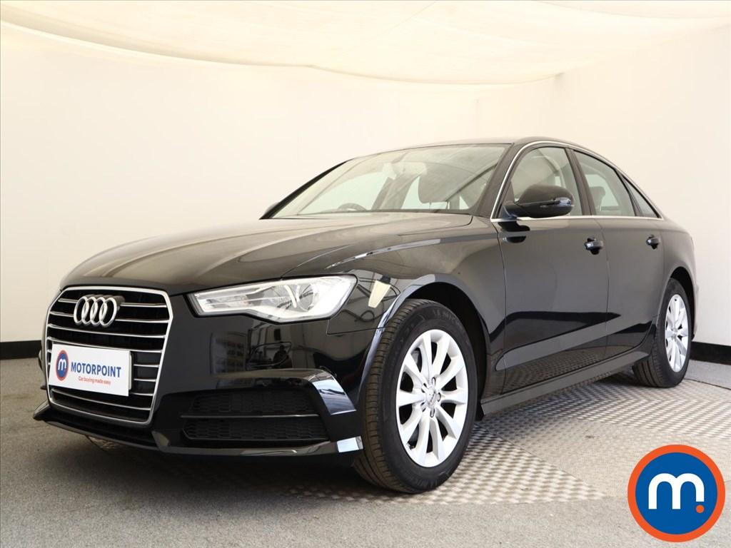 Audi A6 SE Executive - Stock Number 1119324 Passenger side front corner