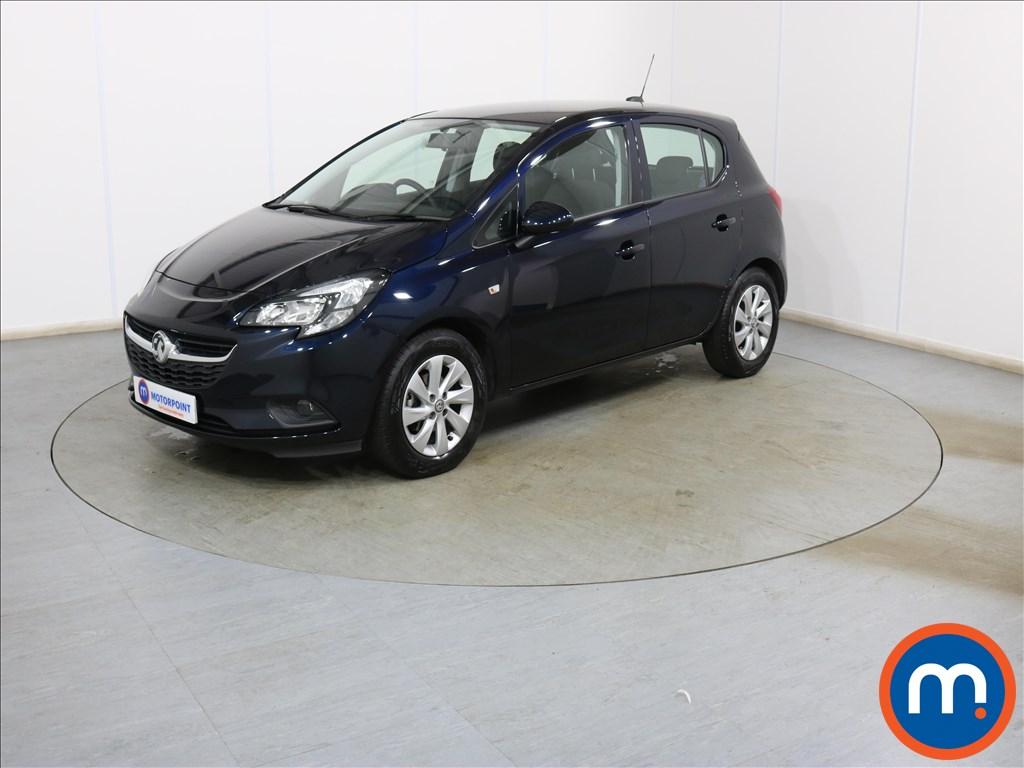 Vauxhall Corsa Design - Stock Number 1122357 Passenger side front corner