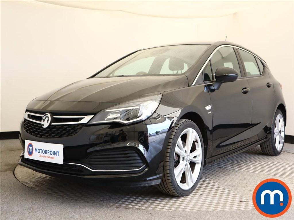 Vauxhall Astra 1.4T 16V 150 SRi Vx-line Nav 5dr - Stock Number 1129757 Passenger side front corner