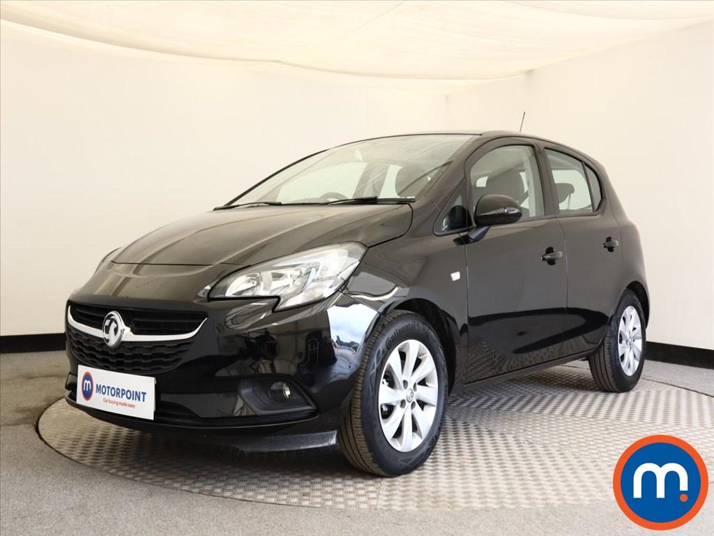 Vauxhall Corsa Design - Stock Number 1128729 Passenger side front corner