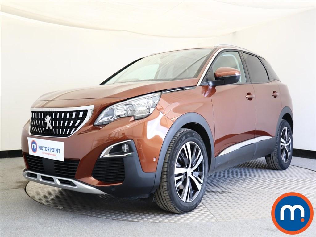 Peugeot 3008 Allure - Stock Number 1132196 Passenger side front corner