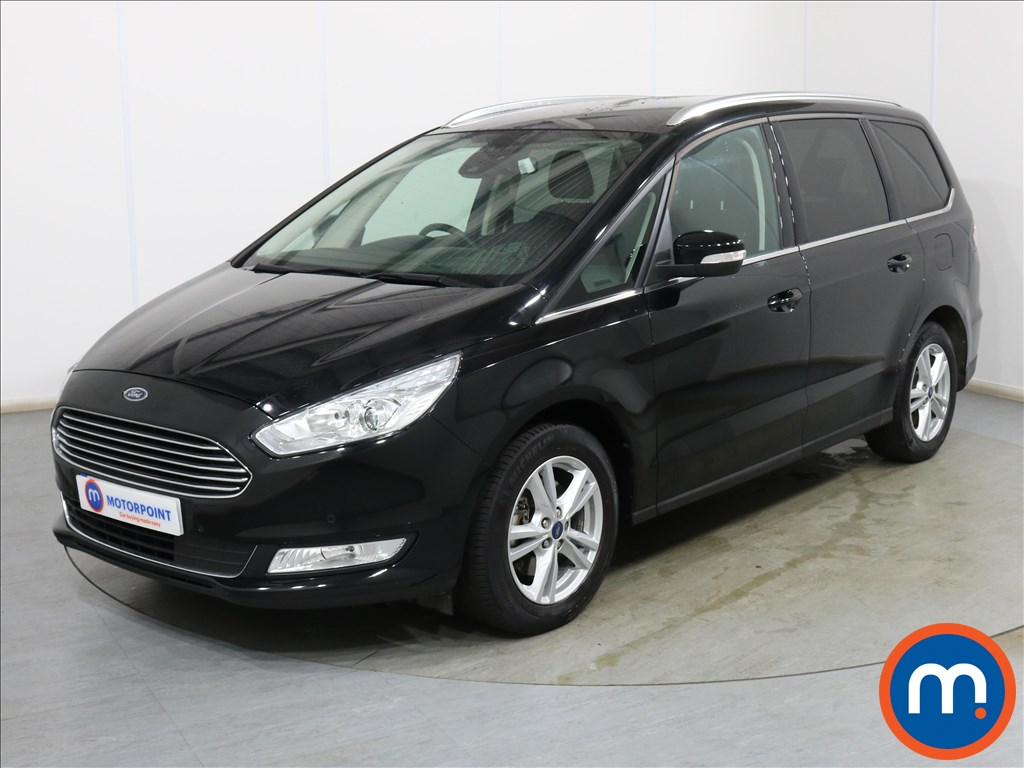 Ford Galaxy Titanium - Stock Number 1127342 Passenger side front corner