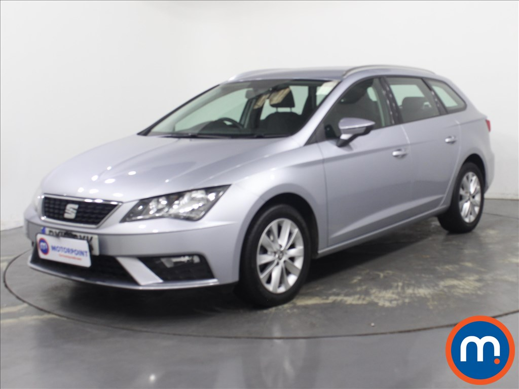 Seat Leon 1.6 TDI SE Technology 5dr - Stock Number 1132189 Passenger side front corner