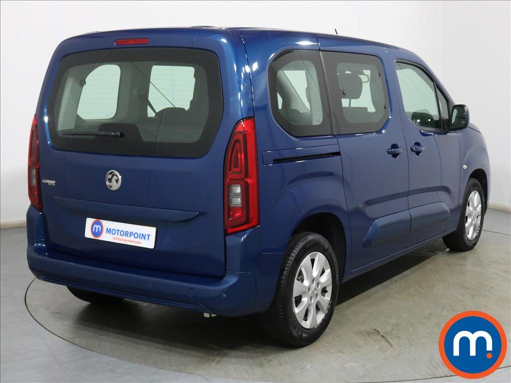 Vauxhall Combo Life Energy - Stock Number 1129339 Passenger side front corner