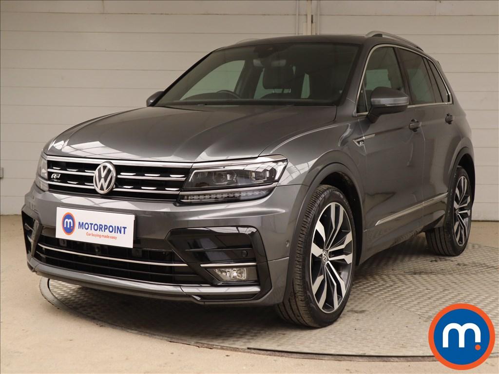 Volkswagen Tiguan R Line Tech - Stock Number 1133152 Passenger side front corner