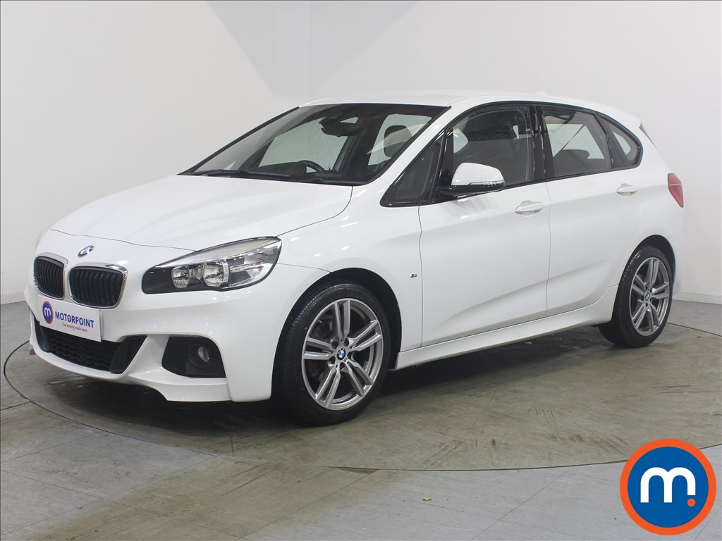 BMW 2 Series M Sport - Stock Number 1125539 Passenger side front corner