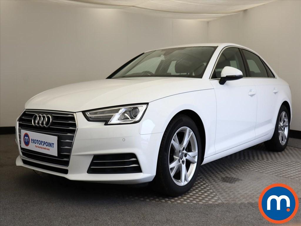 Audi A4 SE - Stock Number 1129332 Passenger side front corner