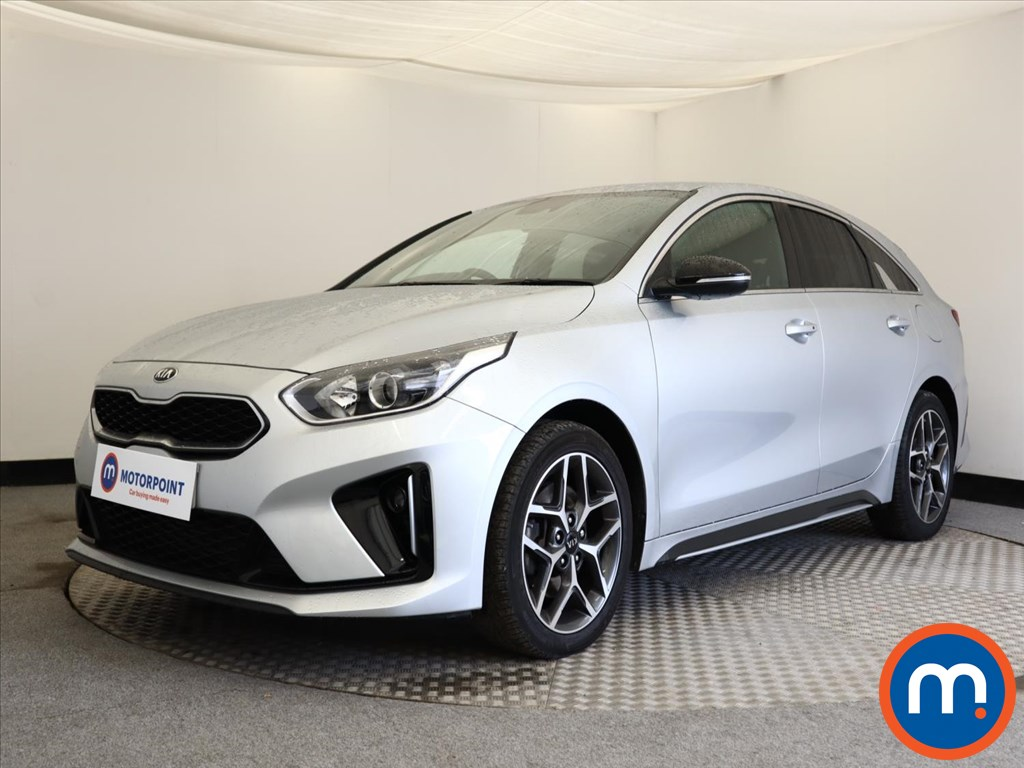 KIA Pro Ceed 1.4T GDi ISG GT-Line 5dr DCT - Stock Number 1120545 Passenger side front corner