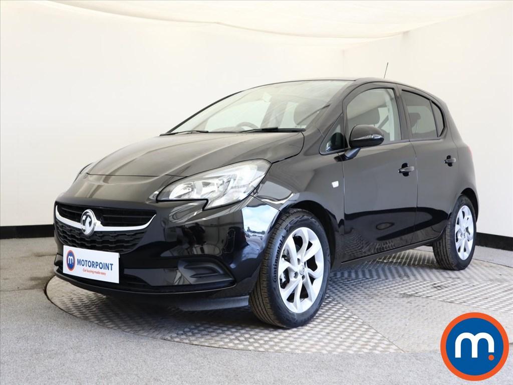 Vauxhall Corsa Sport - Stock Number 1131733 Passenger side front corner