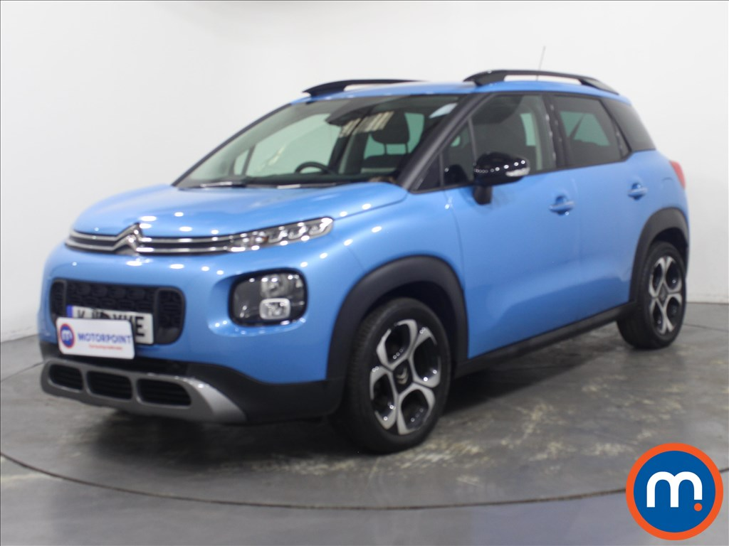 Citroen C3 Aircross 1.5 BlueHDi Flair 5dr [6 speed] - Stock Number 1126024 Passenger side front corner
