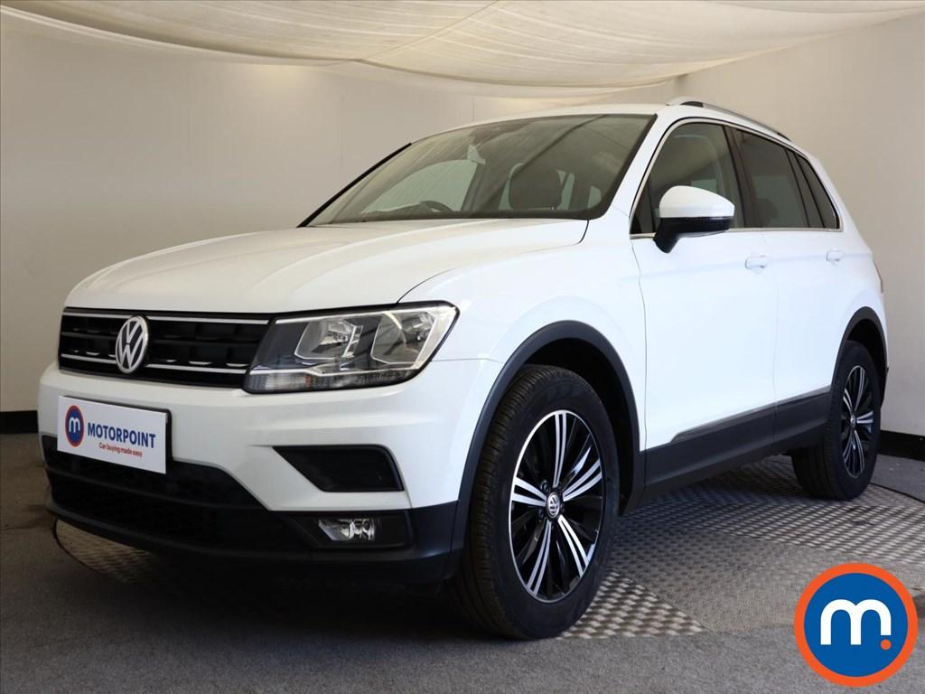 Volkswagen Tiguan SE Nav - Stock Number 1129802 Passenger side front corner
