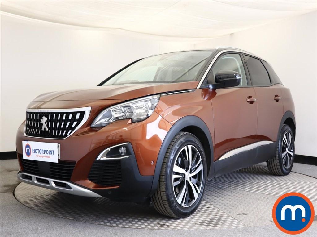 Peugeot 3008 1.2 PureTech Allure 5dr - Stock Number 1131168 Passenger side front corner